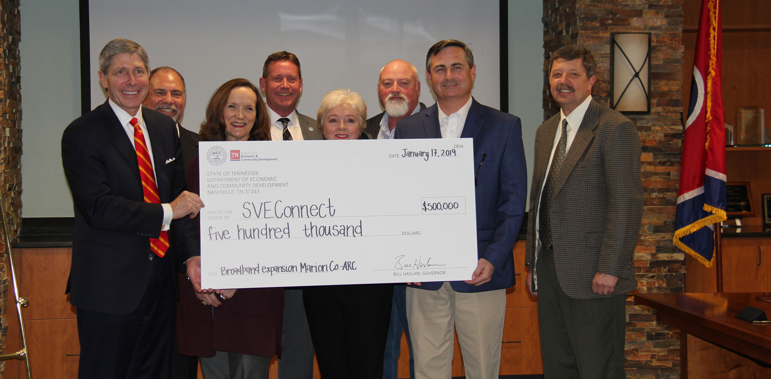 New Hope awarded $500,000 ARC grant