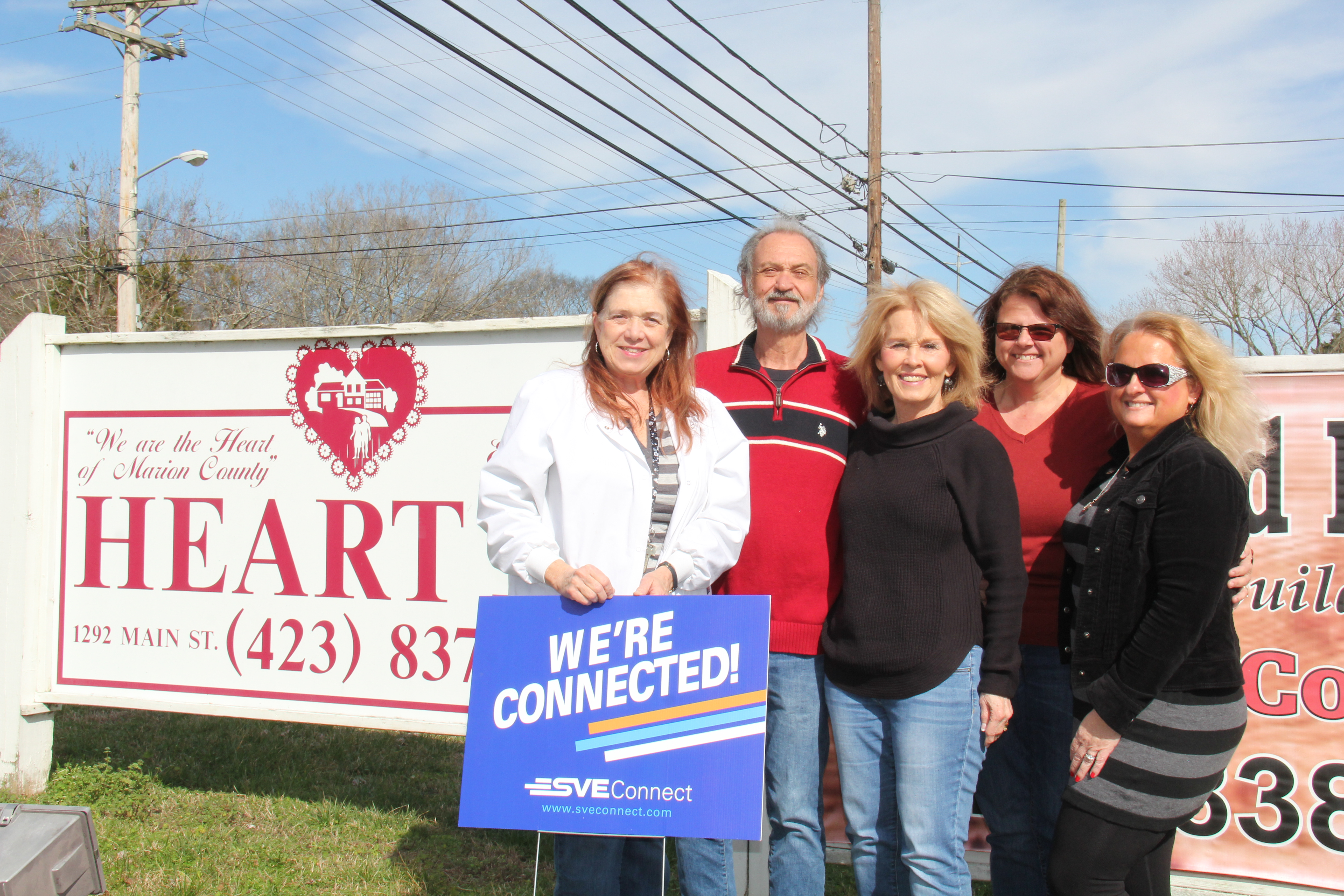 Heart Realty in Kimball is connected