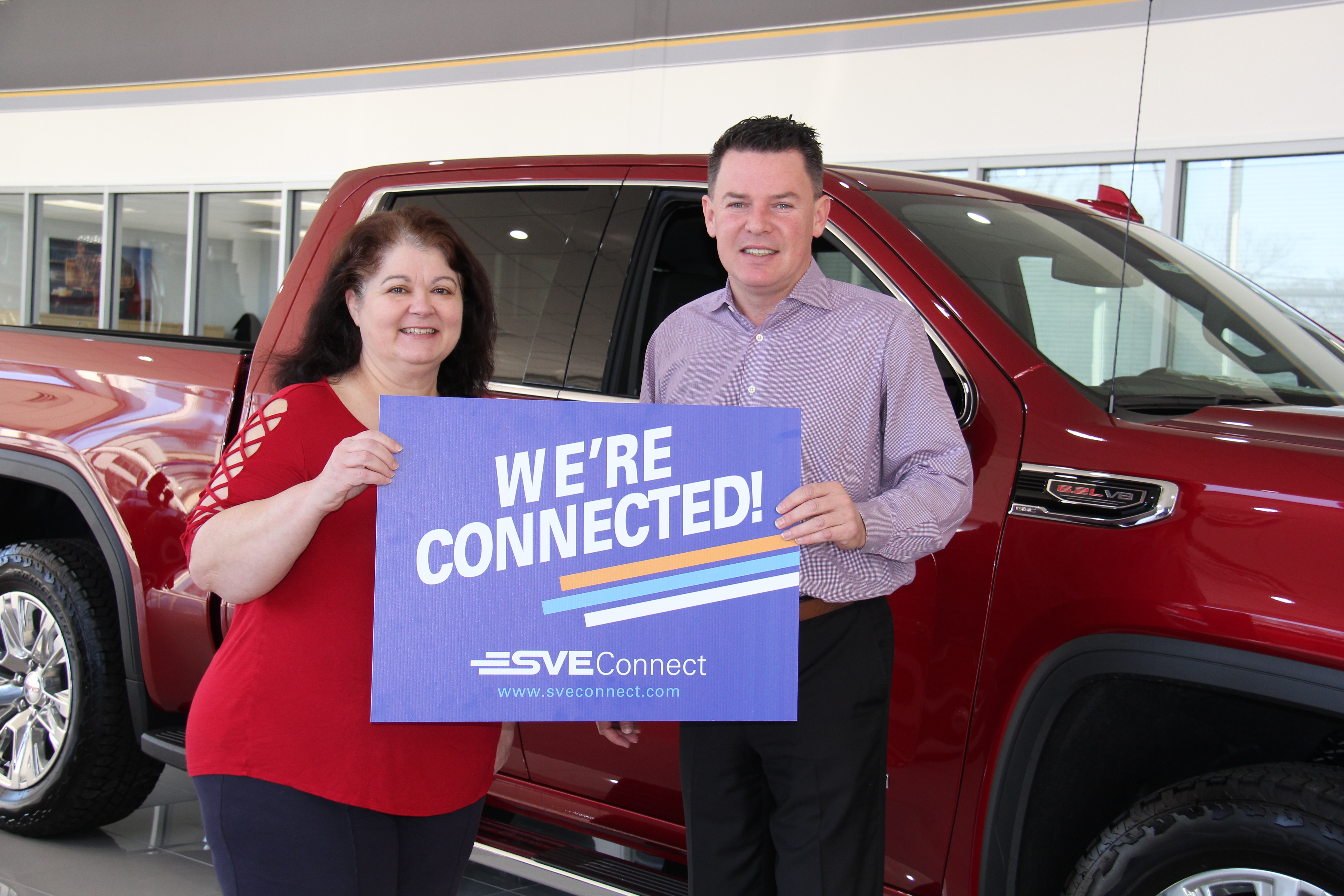 Riverside Chevrolet in Kimball is connected